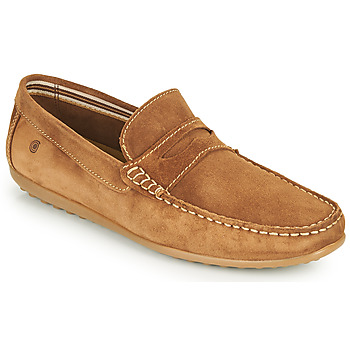 Chaussures Homme Mocassins Casual Attitude IMOPO Camel
