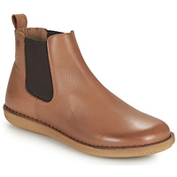 Chaussures Femme Boots Casual Attitude ODILETTE Camel