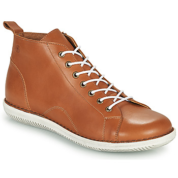 Chaussures Femme Boots Casual Attitude OUETTE Camel