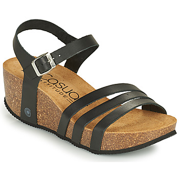 Chaussures Femme Sandales et Nu-pieds Casual Attitude OUDINE Noir