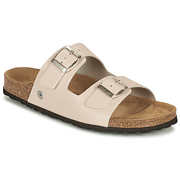 Chaussures Femme Mules Casual Attitude OXOA Taupe