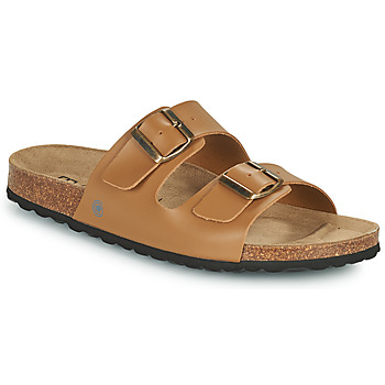 Chaussures Homme Mules Casual Attitude OMAO Camel