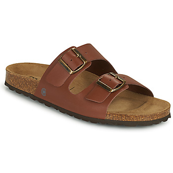 Chaussures Homme Mules Casual Attitude OMAO Marron