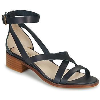 Chaussures Femme Sandales et Nu-pieds Casual Attitude COUTIL Marine