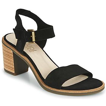 Chaussures Femme Sandales et Nu-pieds Casual Attitude CAILLE Noir