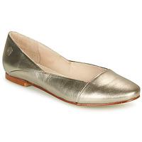 Chaussures Femme Ballerines / babies Casual Attitude TOBALO Bronze