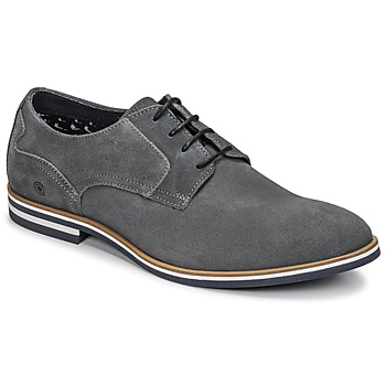 Chaussures Homme Derbies Casual Attitude OLEO Gris