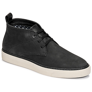 Chaussures Homme Boots Casual Attitude OLEO Noir