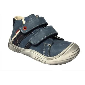 Chaussures Garçon Boots Bopy Rambo bleu