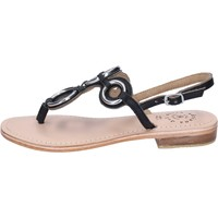 Chaussures Femme Sandales et Nu-pieds Adriana Del Nista BK994 Noir