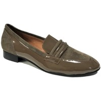 Chaussures Femme Mocassins Mam'Zelle Zica Taupe