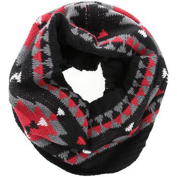 Accessoires textile Echarpes / Etoles / Foulards Buff Col en tricot Noir