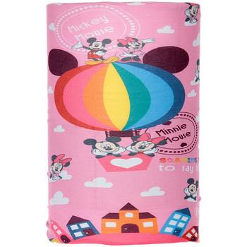 Accessoires textile Fille Echarpes / Etoles / Foulards Buff Tubular Minnie et Mickey Rose
