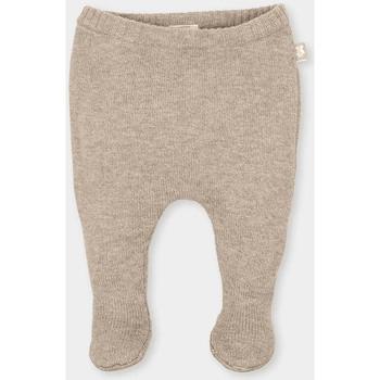 Vêtements Enfant Pantalons Tutto Piccolo Guêtre Marron