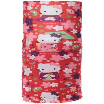Accessoires textile Fille Echarpes / Etoles / Foulards Buff Polartec tubulaire Hello Kitty Multicolore