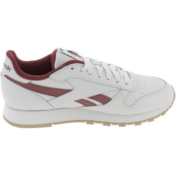 Chaussures Homme Baskets mode Reebok Sport CLASSIC LEATHER BIANCHE Blanc