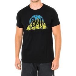 Vêtements Homme T-shirts manches courtes Buff T-shirt court / s Noir