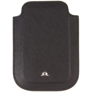 Sacs Homme Housses portable Hackett Étui Blackberry Hackett Noir