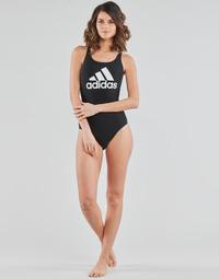 Vêtements Femme Maillots de bain 1 pièce adidas Performance SH3.RO BOS S Noir
