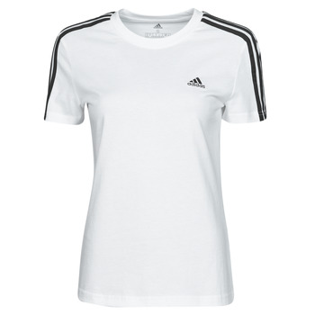 Vêtements Femme T-shirts manches courtes adidas Performance WESTY Blanc
