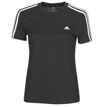 Vêtements Femme T-shirts manches courtes adidas Performance WESTY Noir