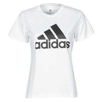 Vêtements Femme T-shirts manches courtes adidas Performance W BL T Blanc