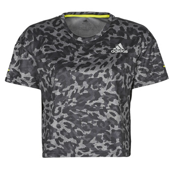 Vêtements Femme T-shirts manches courtes adidas Performance BLUETEE Gris