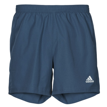 Vêtements Homme Shorts / Bermudas adidas Performance RUN IT SHORT Bleu