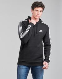 Vêtements Homme Sweats adidas Performance M 3S FL HD Noir
