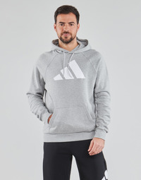 Vêtements Homme Sweats adidas Performance M FI Hood Gris