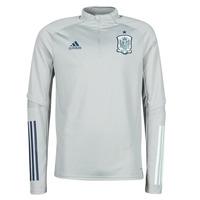 Vêtements Homme T-shirts manches courtes adidas Performance FEF TR TOP Gris