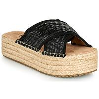 Chaussures Femme Mules Refresh TERRA Noir