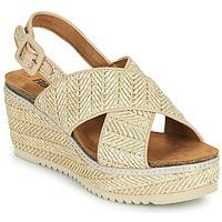 Chaussures Femme Sandales et Nu-pieds Refresh AMELA Beige