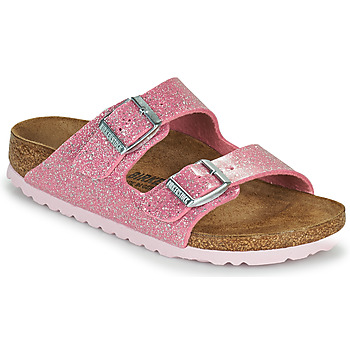 Chaussures Fille Mules Birkenstock ARIZONA Rose