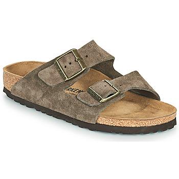 Chaussures Femme Mules Birkenstock ARIZONA Marron