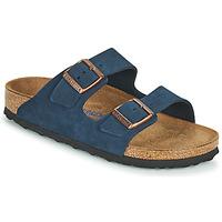 Chaussures Femme Mules Birkenstock ARIZONA SFB Bleu