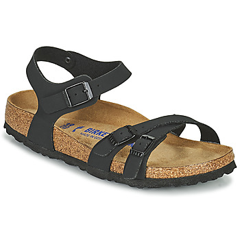 Chaussures Femme Sandales et Nu-pieds Birkenstock KUMBA SFB Noir