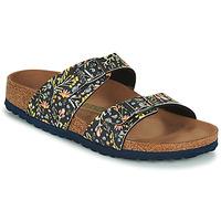 Chaussures Femme Mules Birkenstock SYDNEY Bleu