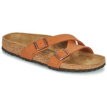 Chaussures Femme Mules Birkenstock YAO BALANCE Marron