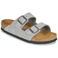 Chaussures Homme Mules Birkenstock ARIZONA SFB Gris