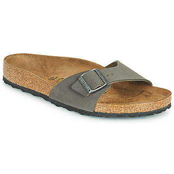 Chaussures Homme Mules Birkenstock MADRID Gris