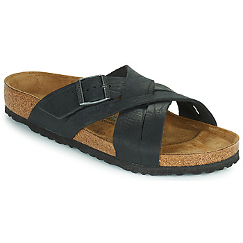 Chaussures Homme Mules Birkenstock LUGANO Noir