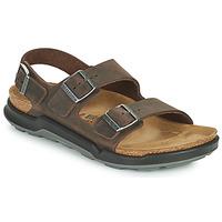 Chaussures Homme Sandales et Nu-pieds Birkenstock MILANO CT Marron
