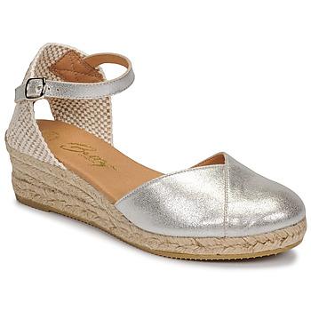 Chaussures Femme Sandales et Nu-pieds Betty London INONO Argenté