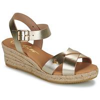 Chaussures Femme Sandales et Nu-pieds Betty London GIORGIA Doré