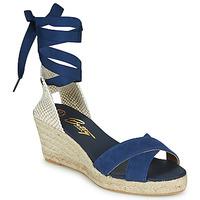 Chaussures Femme Sandales et Nu-pieds Betty London IDILE Marine