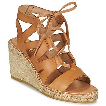 Chaussures Femme Sandales et Nu-pieds Betty London OTANA Camel