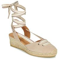 Chaussures Femme Sandales et Nu-pieds Betty London OJORD Beige