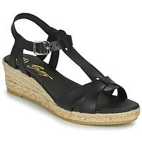 Chaussures Femme Sandales et Nu-pieds Betty London OBORSEL Noir