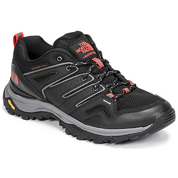 Chaussures Femme Randonnée The North Face HEDGEHOG FUTURELIGHT Noir / Rouge
